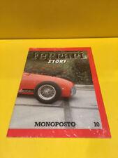 FERRARI STORY 10,  ROGLIATTI, MONOPOSTO,  NEW CAR BOOK / On Sale For $29.95