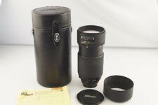 Nikon Nikkor AF 80-200 1:2.8 ED Nikon F Mount  # 5281