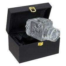 Fotodiox Crystal Medium Format Camera Display Model Replica of Hasselblad 503CM