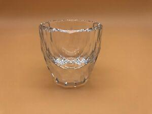 SWAROVSKI Figurine Glass Cup 6 Cm. Top Condition