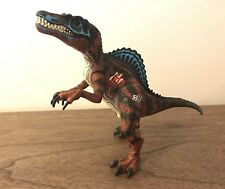 Jurassic Park 3 Dinosaur Toy Figure Rare CamoXtreme Jungle Spinosaurus JP3 2000