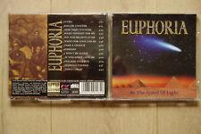 Euphoria - At the speed of light - CD