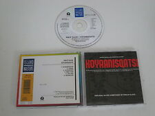 KOYAANISQATSI/SOUNDTRACK/PHILIP CRISTAL(ISLAND IMCD 98/(814 042-2) CD ÁLBUM