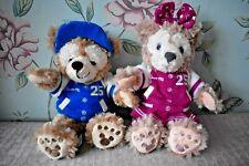 DISNEY DUFFY BEAR SHELLIE MAE + CLOTHES 25TH ANNIVERSARY BUNDLE