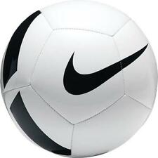 Nike Pitch Team Training Soccer Ball- White- Size 5,4,3 SALE $19.95