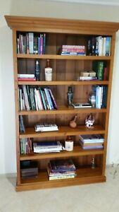 Baltic Pine Bookcase