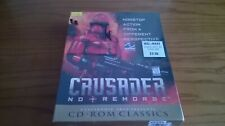Crusader No Remorse !!! SEALED !!! PC BIG BOX