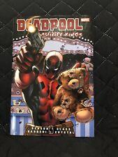 Deadpool: Suicide Kings (Hardcover, Marvel)
