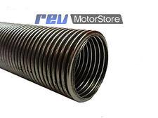 "Exhaust Flexible 500mm Repair Pipe 2.5"" 63mm stainless steel flexi 1/2 M"