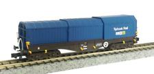 Dapol 2F-039-011 Telescopic Hood Wagon Tiphook Blue 33 70 0899 010-9 N Gauge