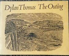 Dylan Thomas The Outing 1972 UK Edition Prospect Of The Sea Story OOP Rare!