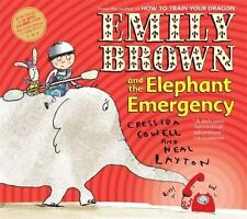 Emily Brown and the Elephant Emergency-ExLibrary