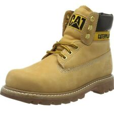 Caterpillar Colorado Mens Cat Honey Boots Leather Ankle Boots BRAND NEW UK 11