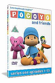 Pocoyo - Series 1 (Animated) (DVD, 2006)