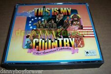 Reader's Digest NM 4 CD Box Set This Is My Country An American Celebration