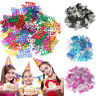 Table Decoration Celebration Favors Party Supplies Happy Birthday Confetti