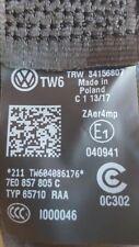 Genuine New VW Transporter ,T6  passenger side  seatbelt.  2015 Onwards