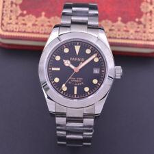 40mm Parnis Luminous Sapphire glass japan Miyota mechanical Automatic mens watch