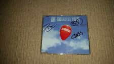 Silverchair The Greatest View Signed CD Single, Jewel Case ELEVENCD6