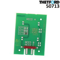 THETFORD C250 250 Cassette Toilet Reed Switch PCB - 50713