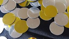 Confetti Metallic Gold Silver 2cm Round Circle 50g Party Wedding Table Scatter