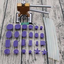 AU Auto Car Paintless Dent Repair PDR Lifter Glue Puller Kit + 24 Tabs Durable