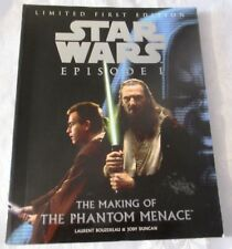 Star Wars Episode One : The Making of the Phantom Menace by Jody Duncan, Laurent