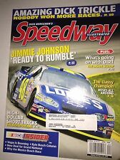 Speedway Illustrated Magazine Jimmie Johnson April 2006 041217nonrh