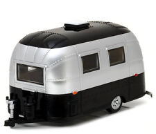 GREENLIGHT 1:24 TRAILER - AIRSTREAM BAMBI SPORT DIE-CAST Black/Silver 18226