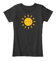 Kawaii Happy Sunshine Women's Premium Tee T-Shirt