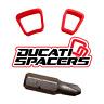 Throttle Spacer Kit 2012-19 Panigale/V4, Monster, XDiavel, Supersport & more!