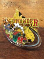 Big Thunder Railroad Disney pin  Disneyland Mickey Mouse Goofy Donald Duck