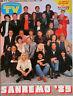 SORRISI 9 1989 Sanremo Edwige Fenech Benvenuti Sigourney Weaver Paolo Conte