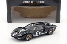 Ford GT40 MK II #2 Winner 24h LeMans 1966 McLaren, Amon 1:18 ShelbyCollectibles
