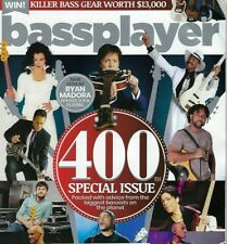 Bass Player, issue #400