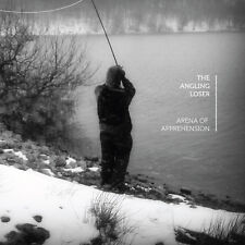 The Angling Loser - Arena Of Apprehension CD TXT Recordings LTD Edition Ambient
