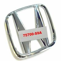 For 03-07 Accord CRV Front Grille Emblem Silver Logo Crosstour