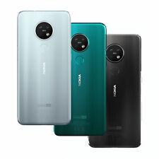 "Nokia 7.2 DUAL SIM 6.3"" Full-HD + SMARTPHONE 64gb Triple-telecamera 48mp di RAM 4gb"