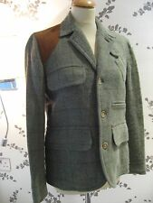 NEW Ralph Lauren Blue Label laine/alpaga Veste en Tweed Blazer.