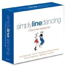 CD de musique country line dance