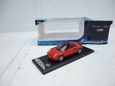 SOLIDO 1/43 METAL TOYOTA MR 2 CABRIOLET  IN FIRE RED NM BOXED