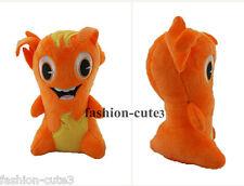 "New Slugterra Plush Doll Soft Stuffed Toy Burpy figure 15cm 6"" Gift"