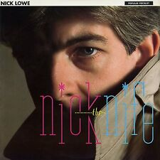 "Nick Lowe - Nick the Knife (2017)  Vinyl LP + 7""  NEW/SEALED  SPEEDYPOST"
