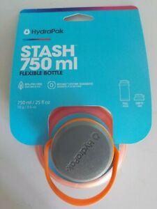 HydraPak Stash 750 ml / 25 fl oz. Flexible Bottle - NEW