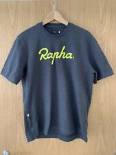 Rapha Cycling Premium T-shirt with chain-stitched logo - Medium - Worn Once