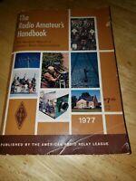 THE RADIO AMATEUR'S HANDBOOK 1977 HAM RADIO