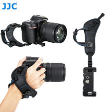 JJC Pro Soft Adjustable Hand Grip Strap for Nikon D850 D750 D5300 D3400 D7200