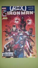comics IRON MAN A vs X n°9
