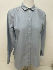 Norse Projects Elva Oxford Ladies Shirt /36 - A89