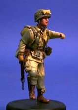 Resicast 1/35 US Paratrooper Standing with M1 Carbine Normandy 1944 WWII 355585